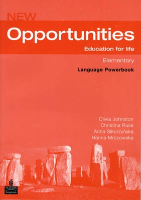 Гдз к Английскому языку New Opportunities Pre-intermediate Language Powerbook